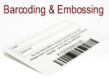 Barcoding & Embossing Services